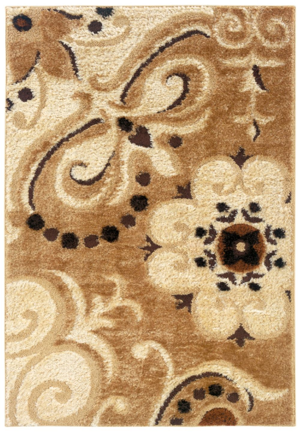 united weavers spangles contemporary area rug collection
