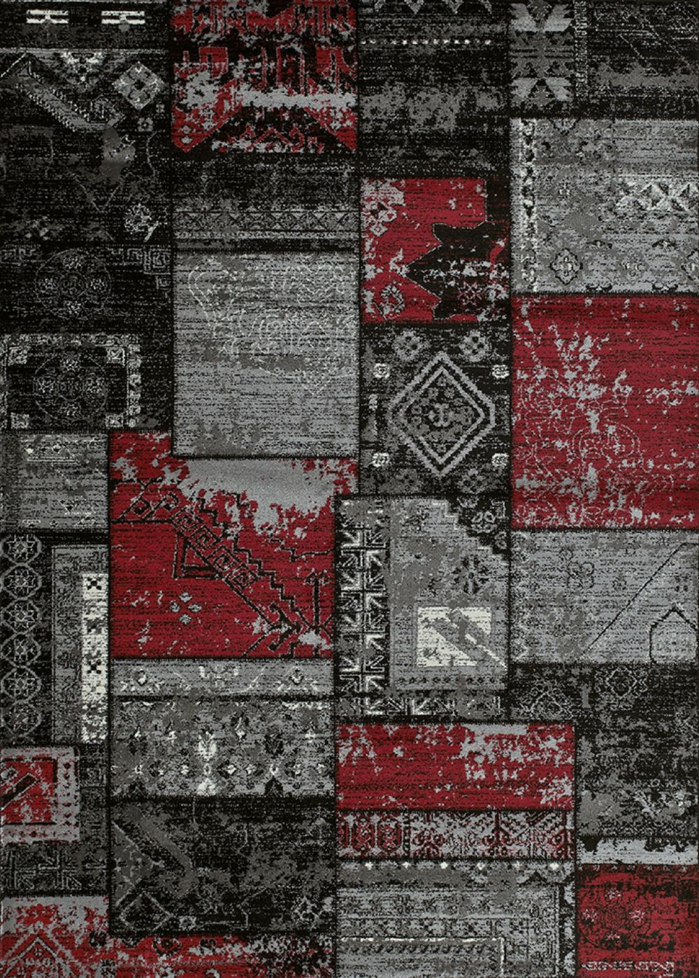united weavers runway contemporary area rug collection