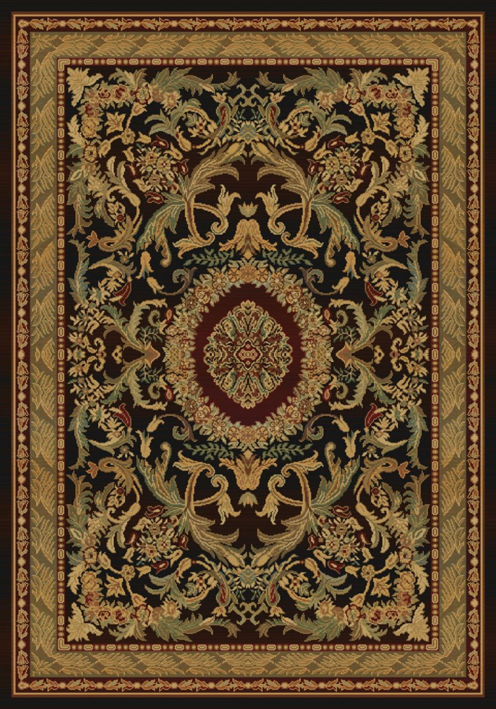 united weavers horizons european area rug collection
