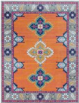 FaveDecor Traditional Uvugate Area Rug Collection