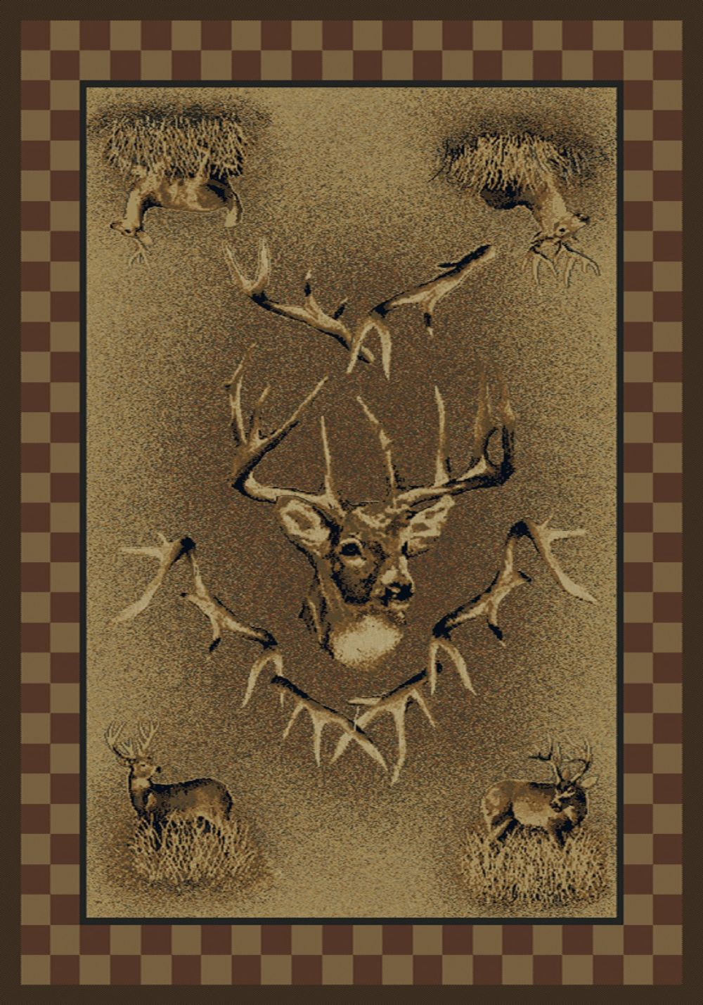 united weavers marshfield genesis southwestern/lodge area rug collection