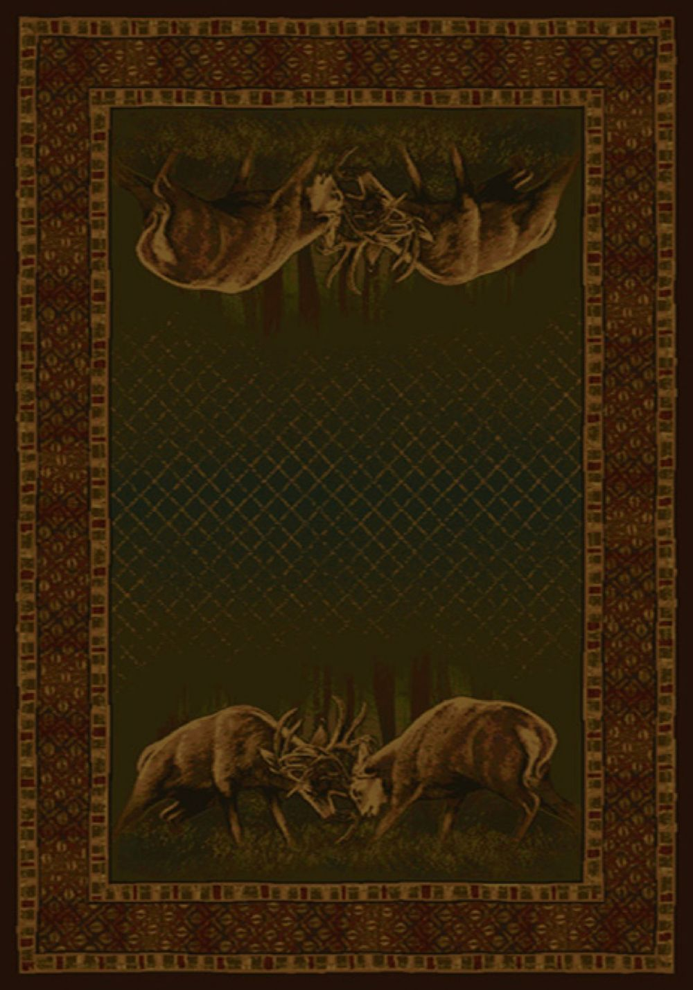 united weavers buckwear novelty area rug collection