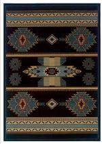 United Weavers Southwestern/Lodge Contours-Cem Area Rug Collection