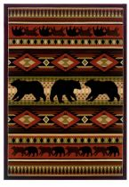 United Weavers Southwestern/Lodge Contours-Jq Area Rug Collection