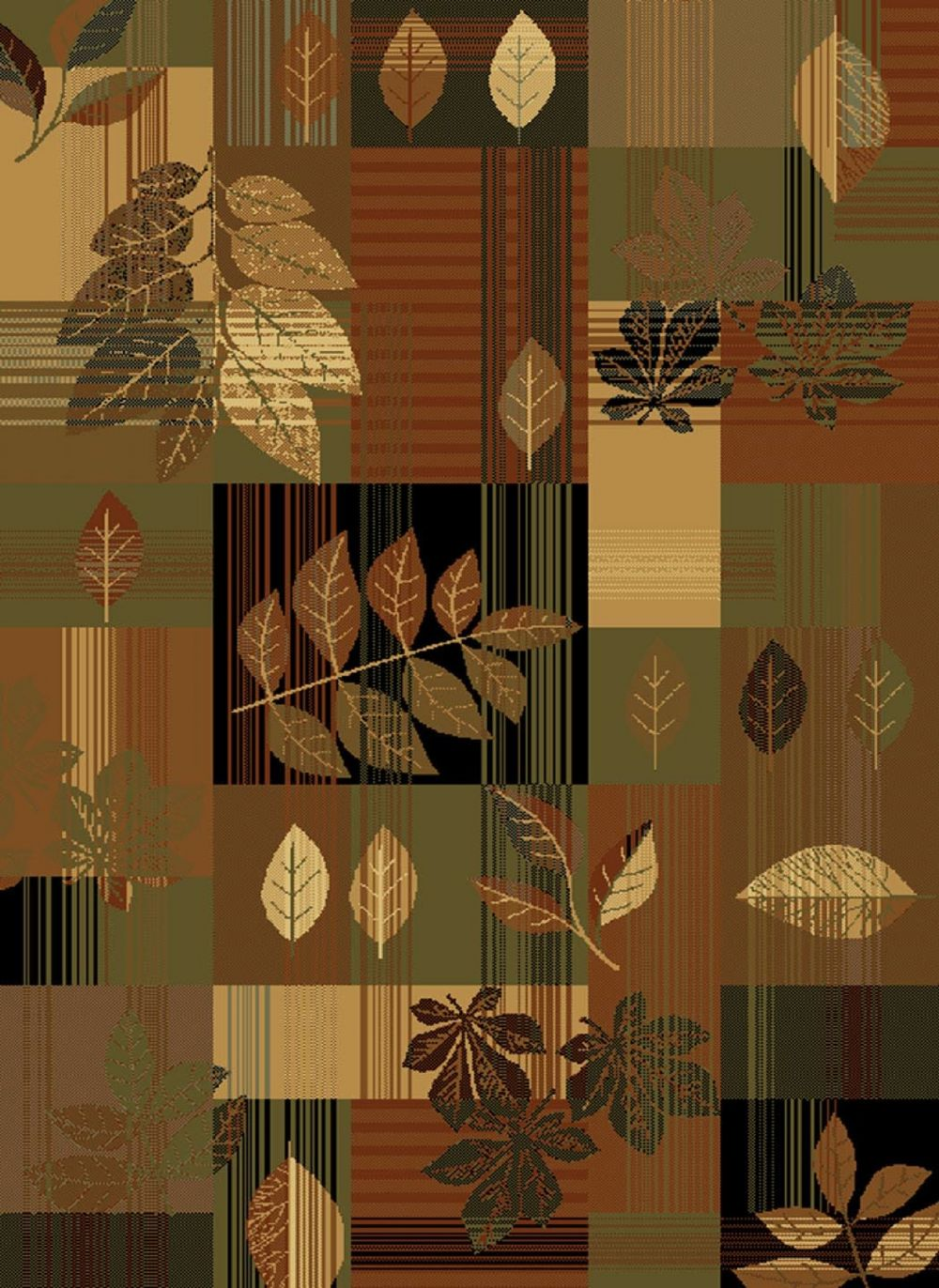 united weavers concepts southwestern/lodge area rug collection