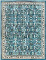 FaveDecor Traditional Ifork Area Rug Collection