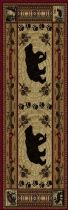 Tayse Southwestern/Lodge Nature Area Rug Collection