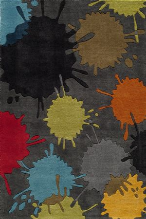 Momeni Contemporary Lil Mo Hipster Area Rug Collection