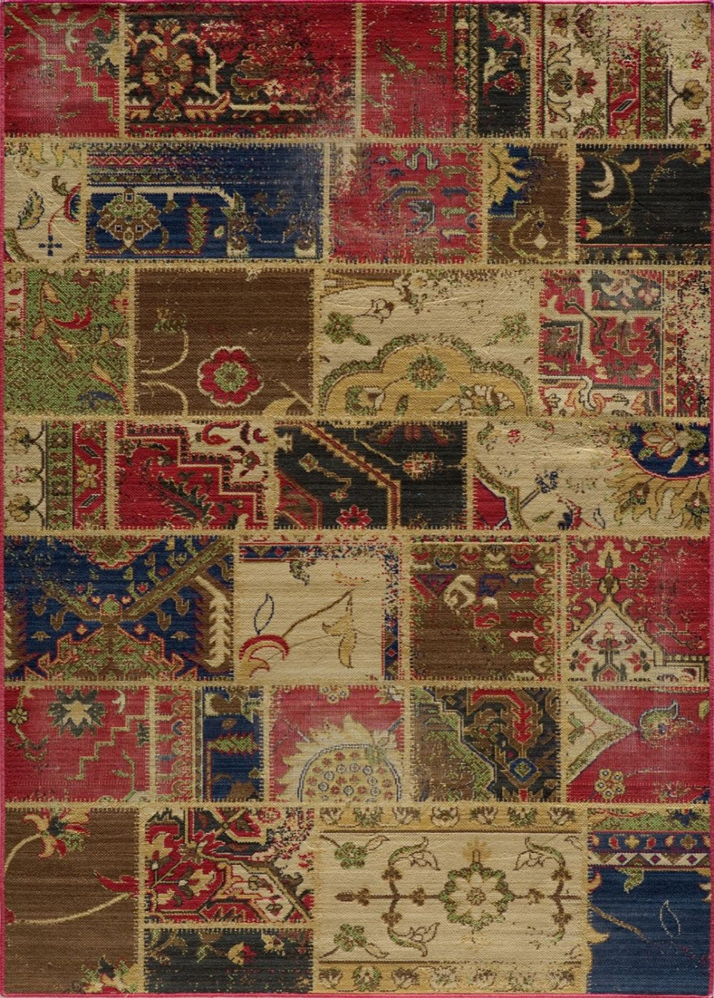 momeni vintage contemporary area rug collection