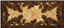 Rectangle rug, Machine Made rug, Southwestern/Lodge, Cozy Cabin, Mayberry rug