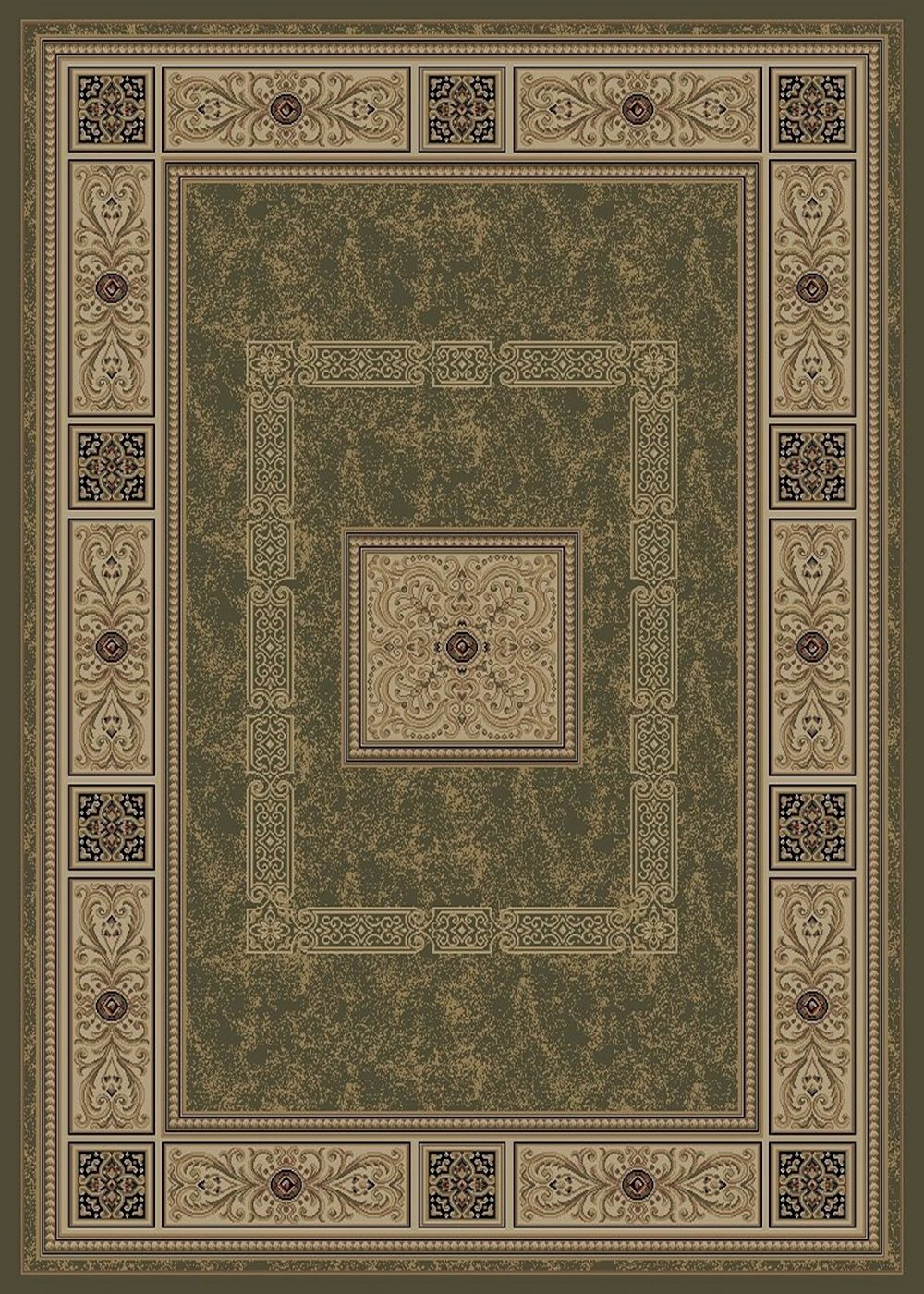 mayberry heritage traditional area rug collection