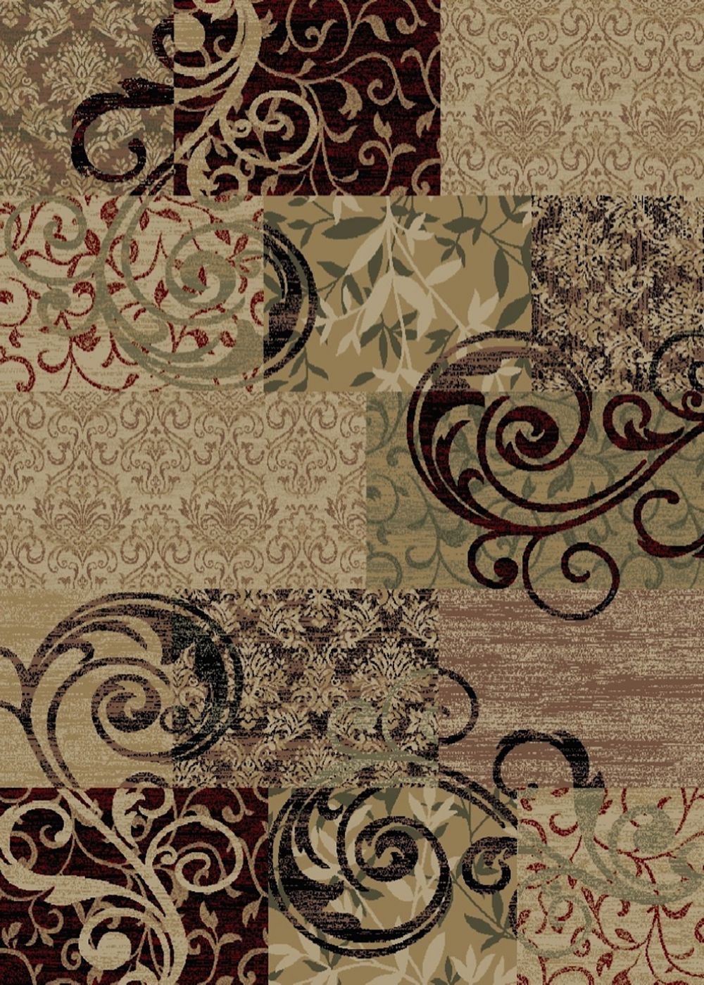 mayberry heritage contemporary area rug collection