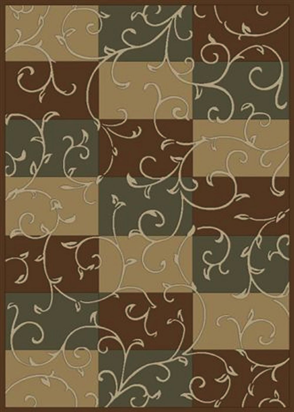 mayberry home town contemporary area rug collection