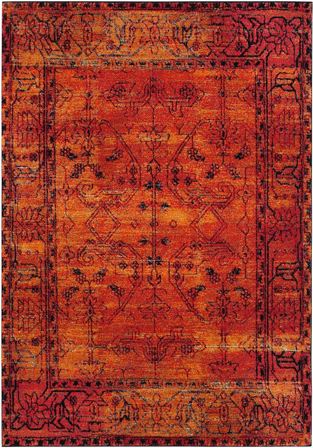 Safavieh Vintage Hamadan Traditional Area Rug Collection