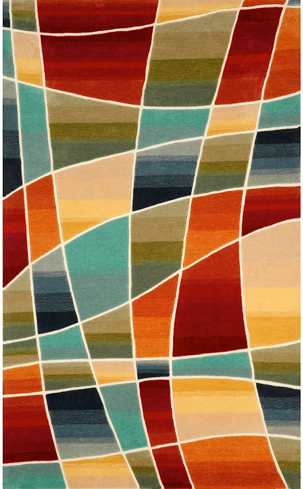 trans ocean amalfi contemporary area rug collection