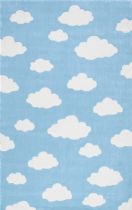 NuLoom Contemporary Cloudy Sachiko Area Rug Collection