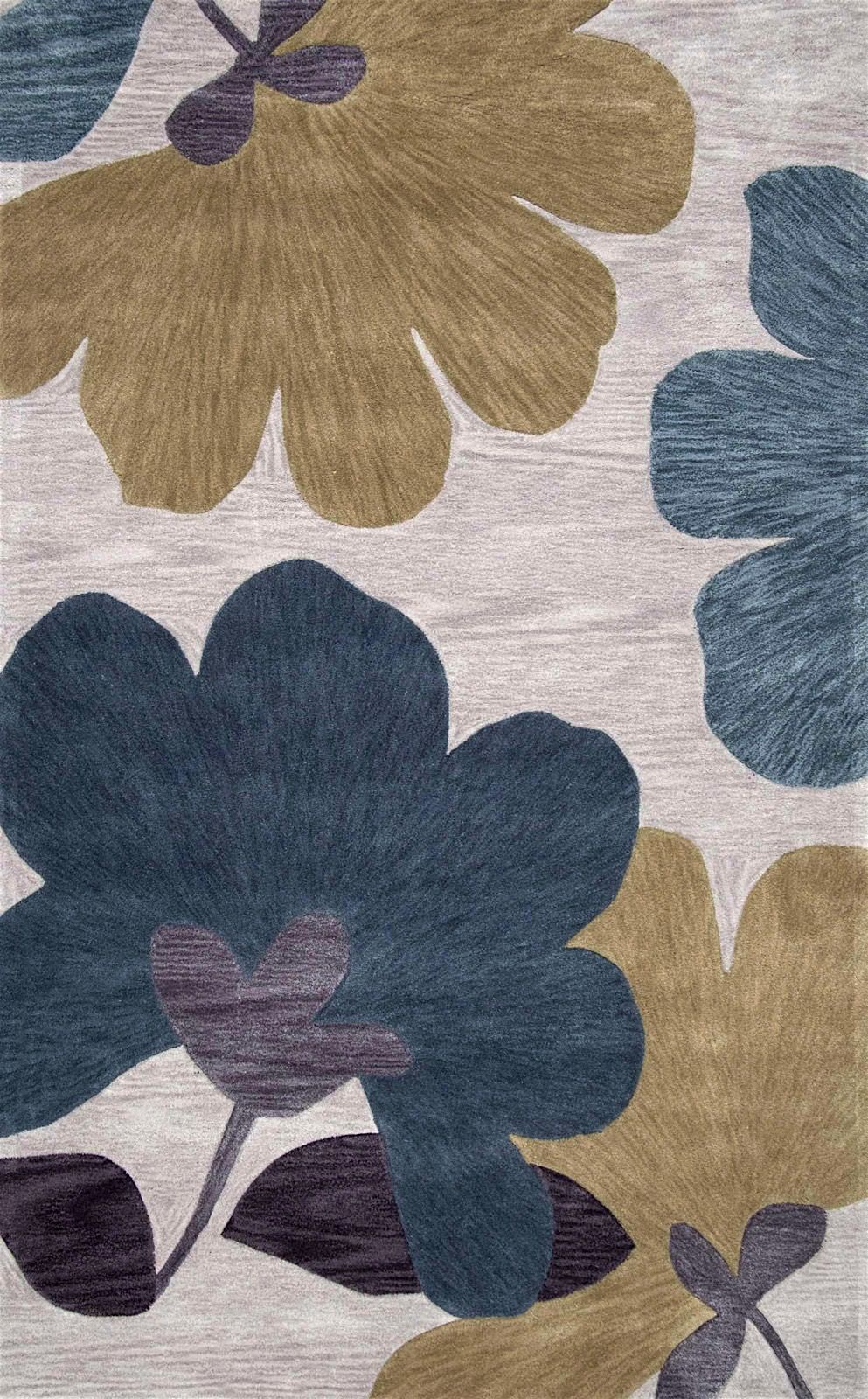 nuloom delinda floral country & floral area rug collection