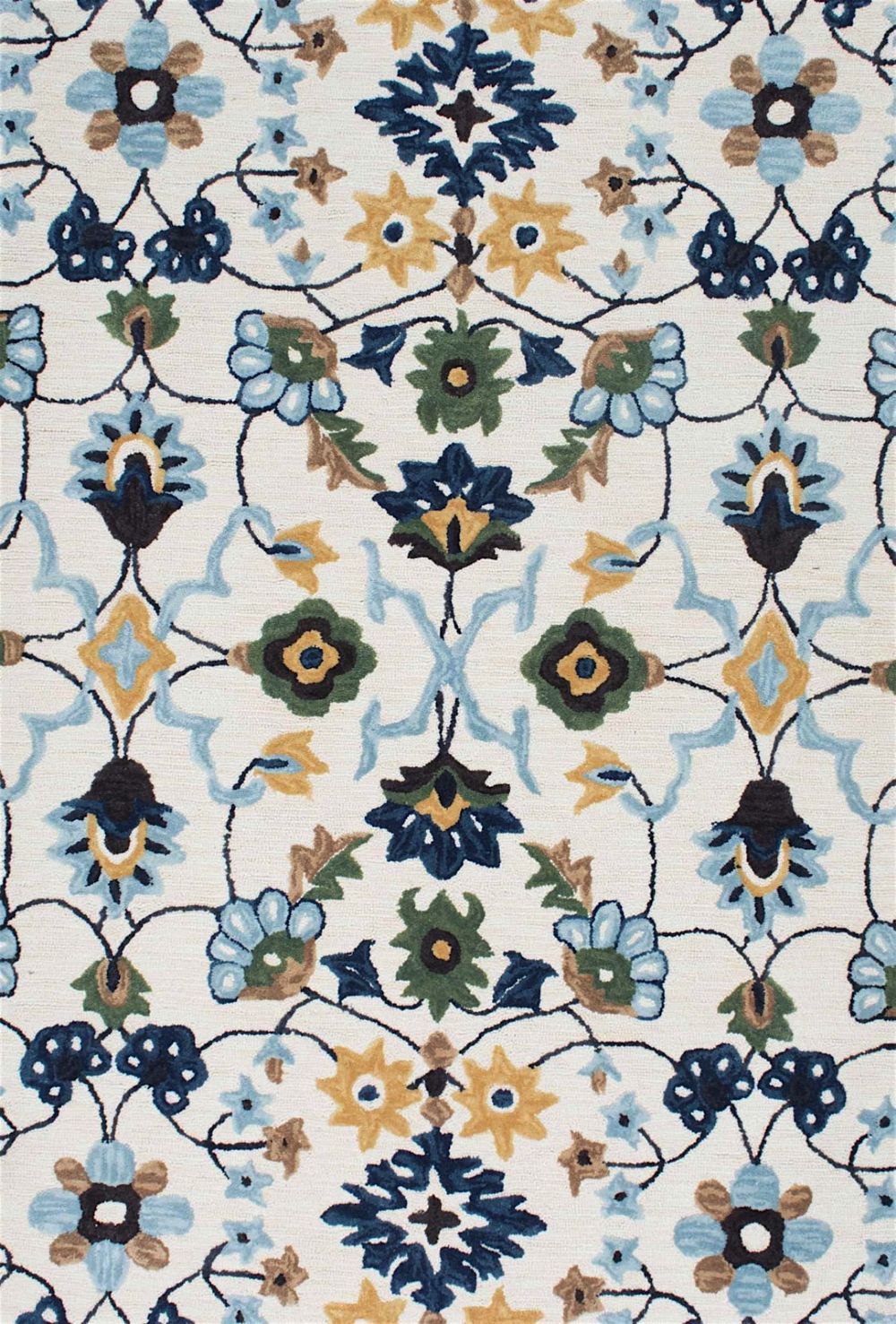 nuloom allena country & floral area rug collection