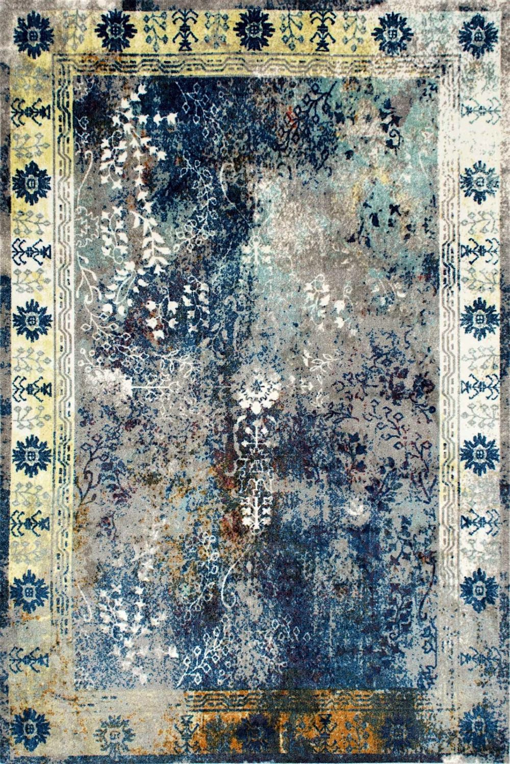nuloom vintage dotty traditional area rug collection