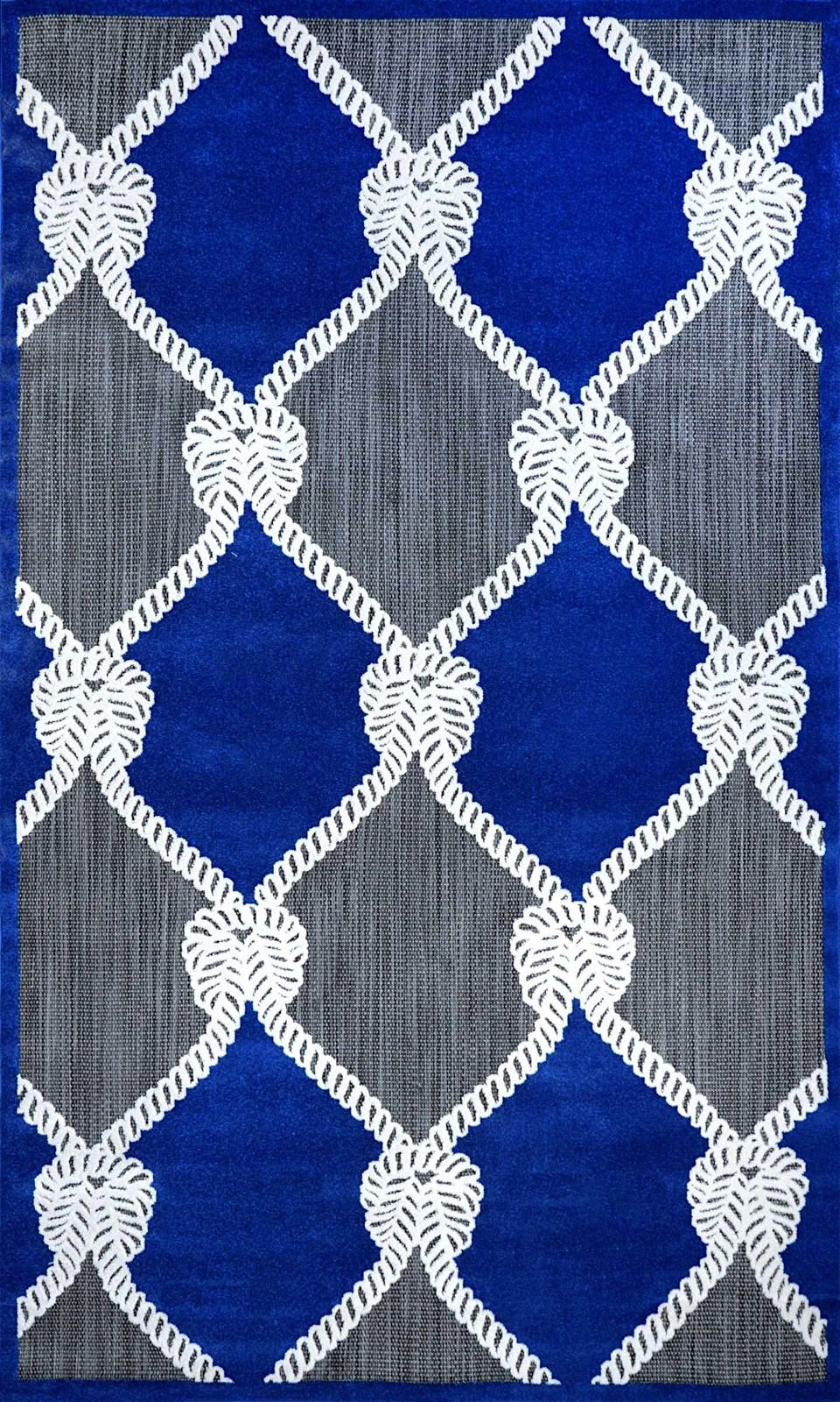 nuloom nautical ropes adrian contemporary area rug collection