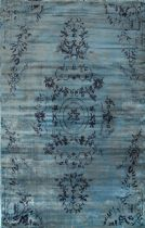 NuLoom Traditional Vintage Viscose Emmer Area Rug Collection