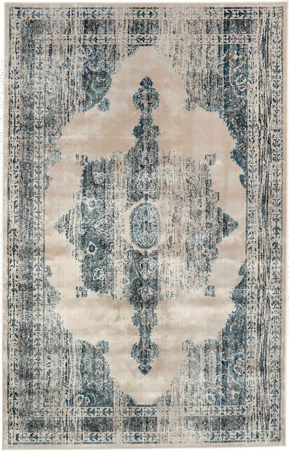 nuloom medallion transitional area rug collection