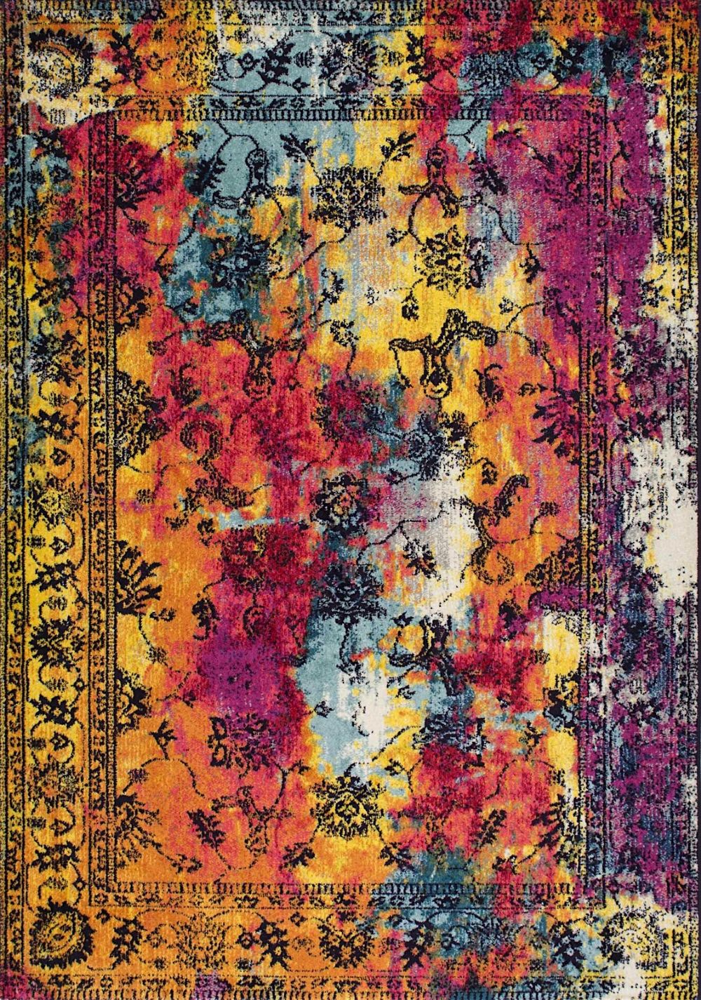 nuloom macie contemporary area rug collection