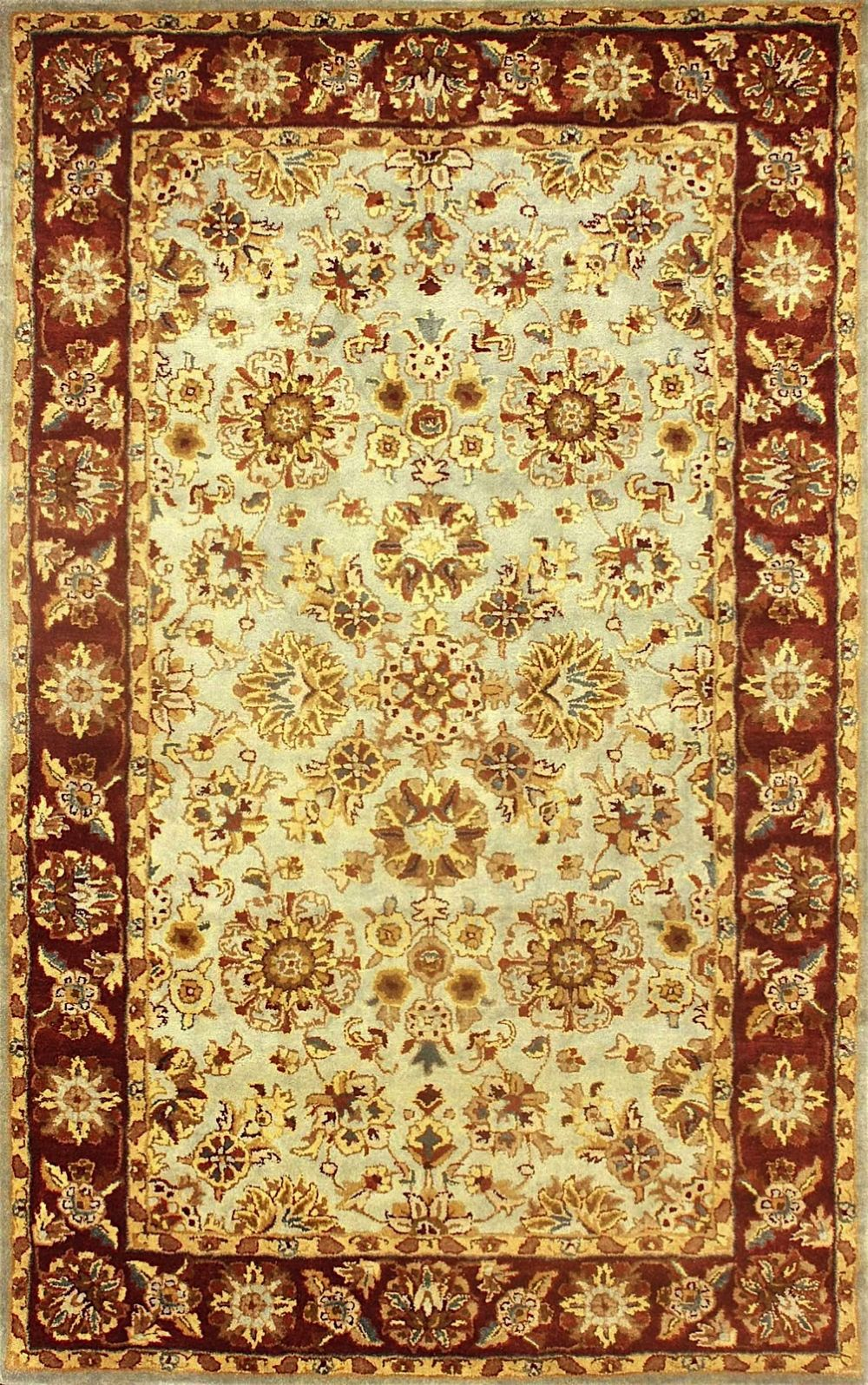 nuloom mirage traditional area rug collection