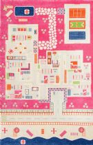 NuLoom Kids Summertime Playhouse Area Rug Collection