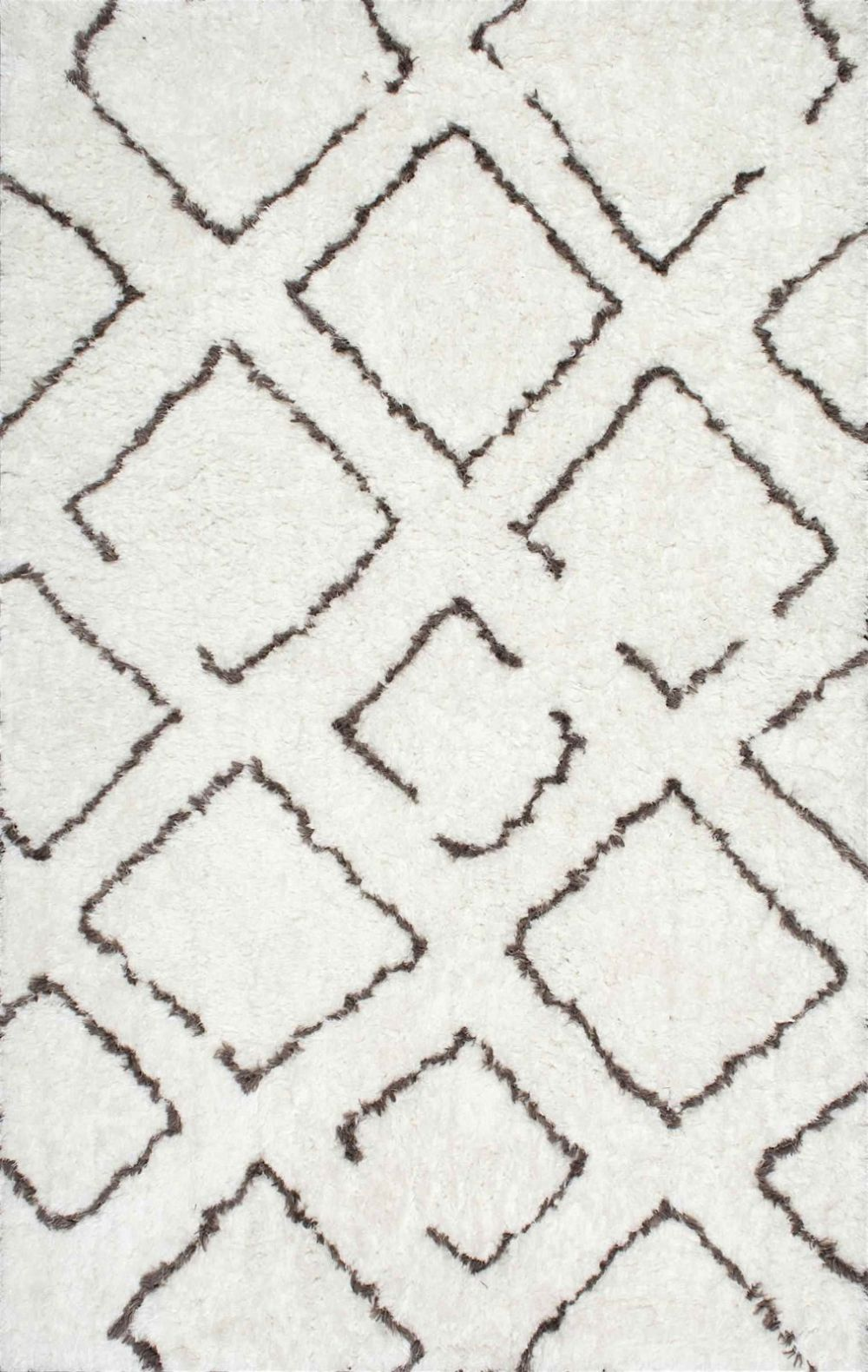 nuloom bridgette shag area rug collection