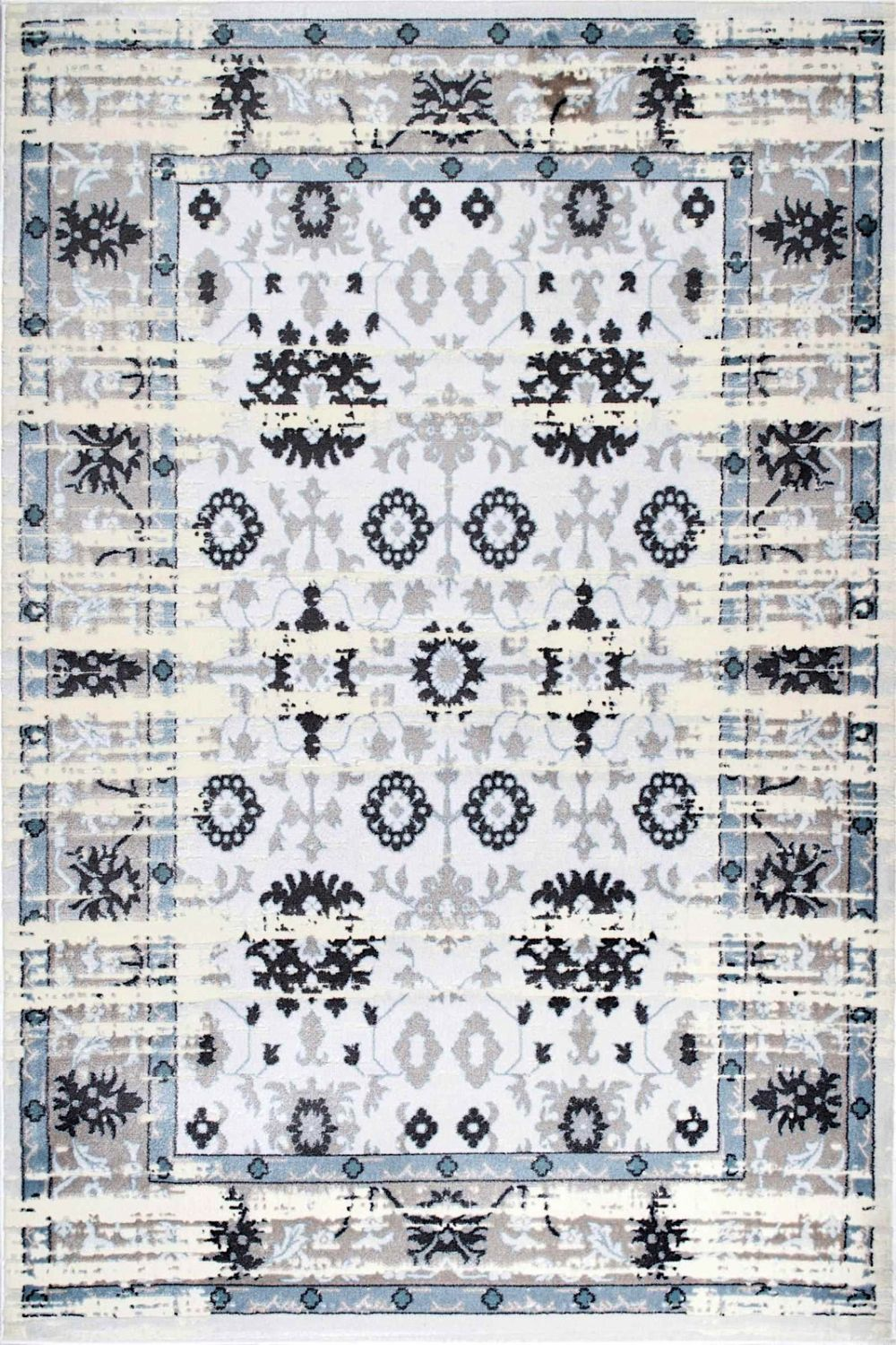 nuloom vintage gearldine traditional area rug collection