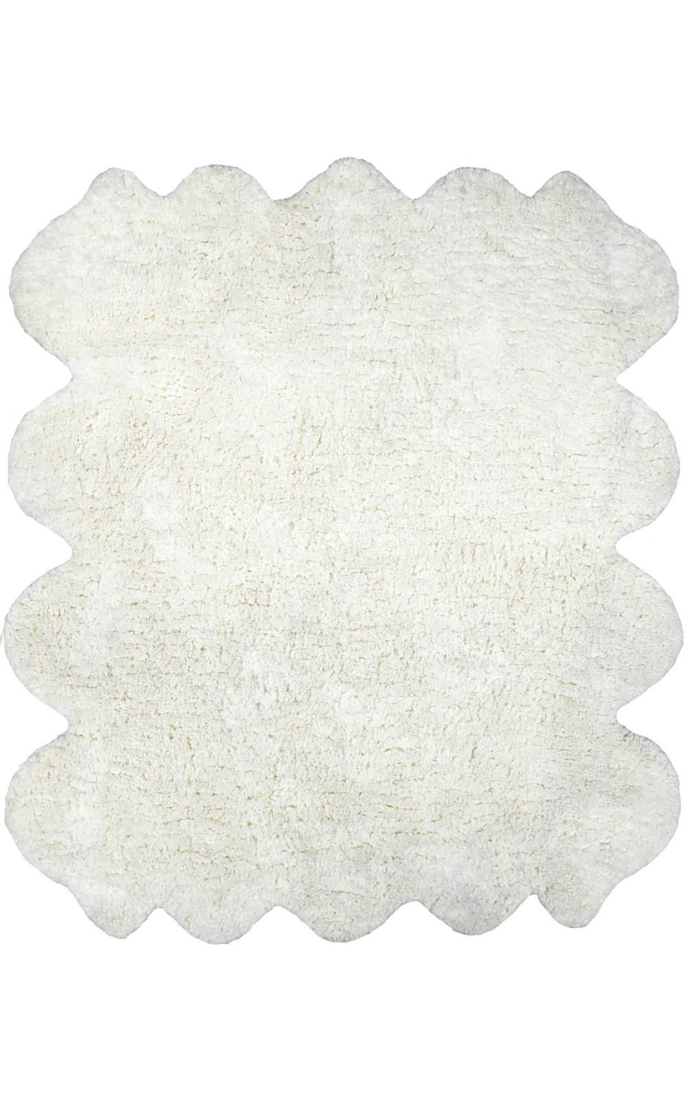 nuloom octo pelt faux sheepskin animal inspirations area rug collection