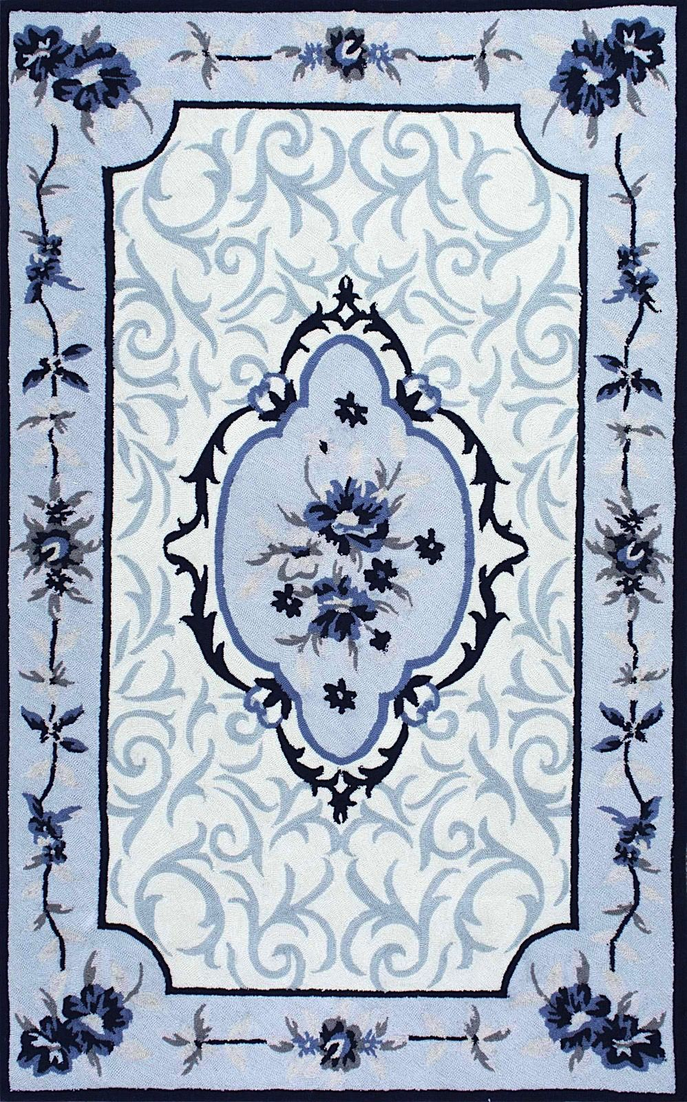 nuloom sorrell country & floral area rug collection
