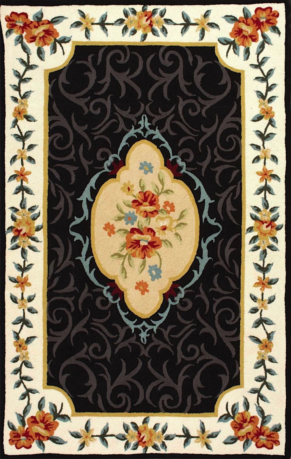 nuloom grayce country & floral area rug collection