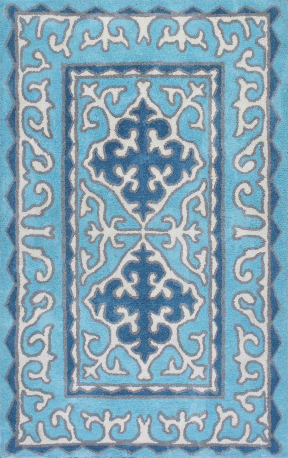 nuloom lucina contemporary area rug collection