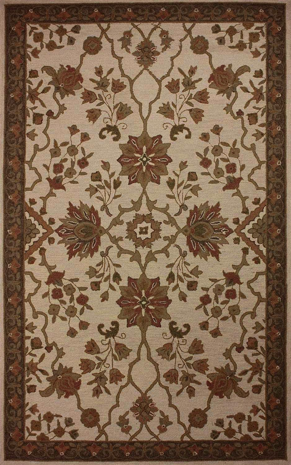 nuloom jessie transitional area rug collection