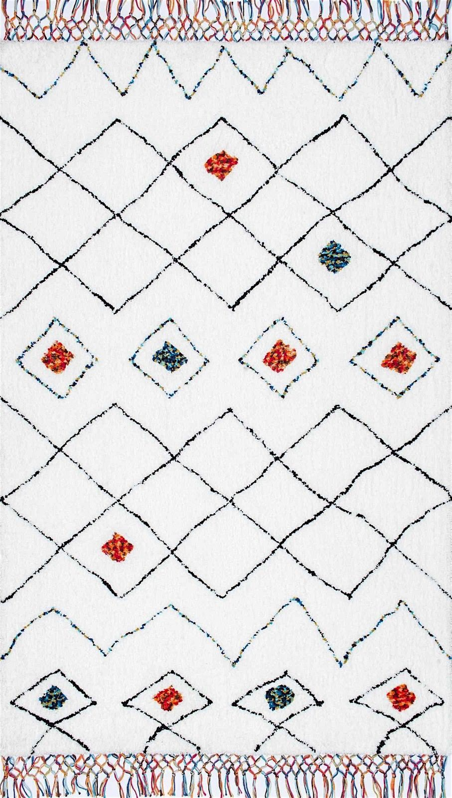nuloom darien contemporary area rug collection