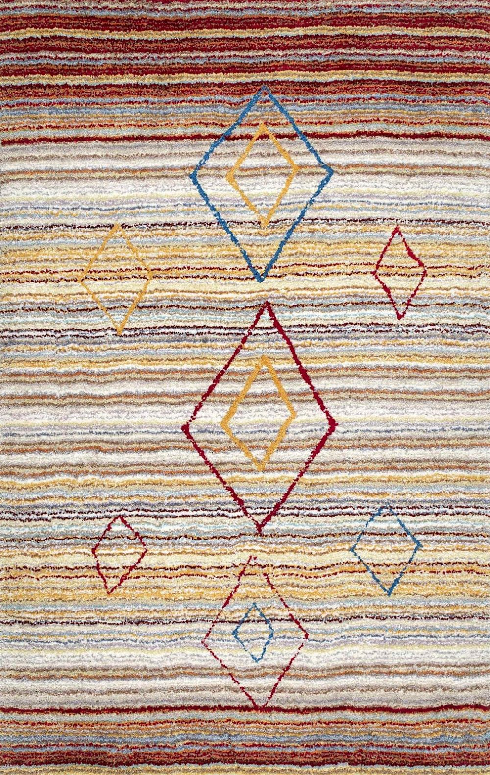 nuloom minki contemporary area rug collection