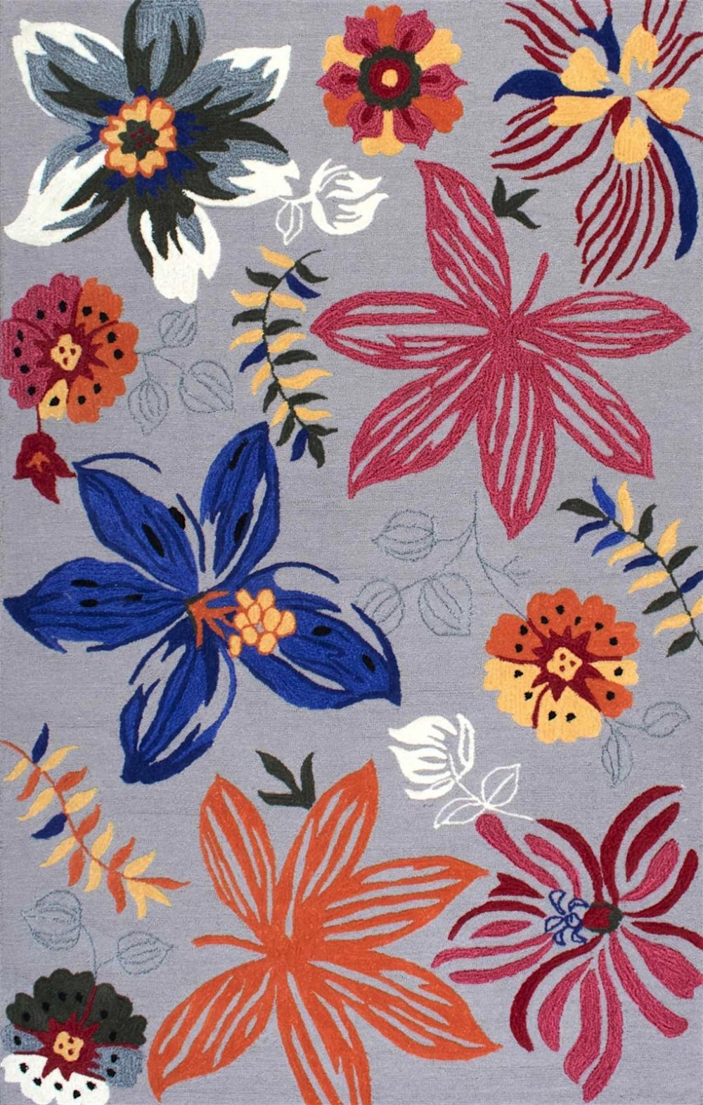 nuloom vanetta country & floral area rug collection