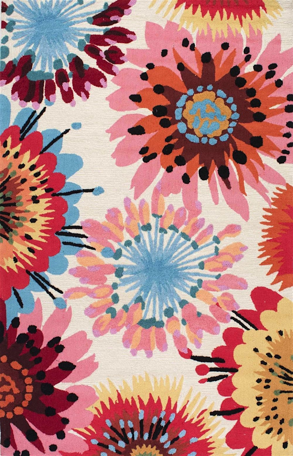 nuloom sunshine country & floral area rug collection