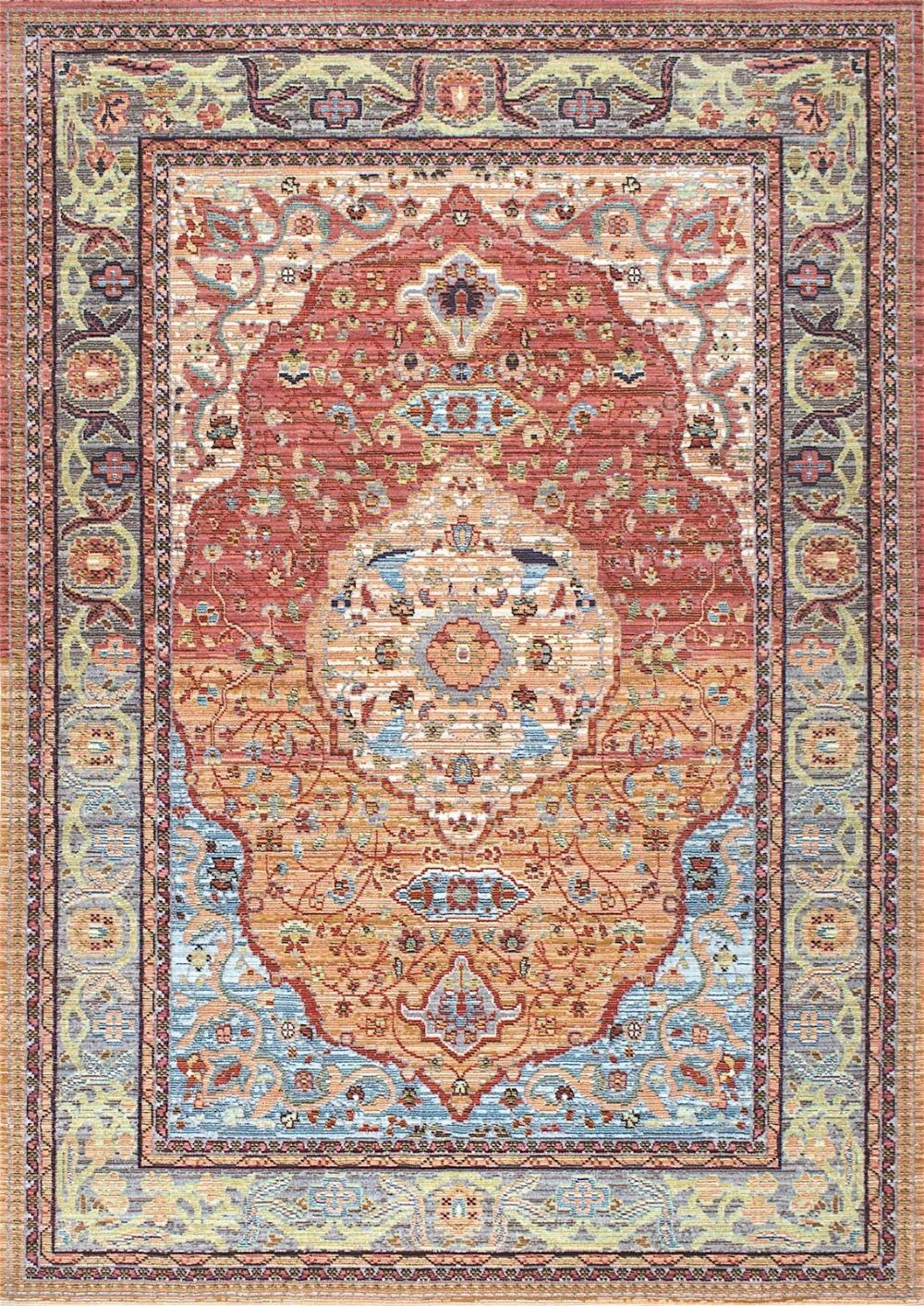 nuloom pinson traditional area rug collection
