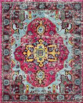 NuLoom Traditional Vintage Corbett Area Rug Collection