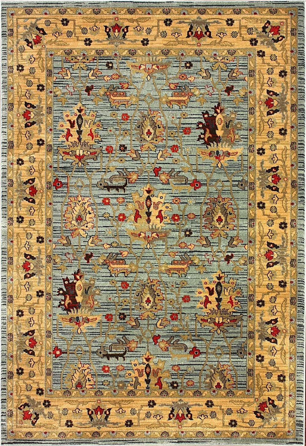nuloom sahar traditional area rug collection