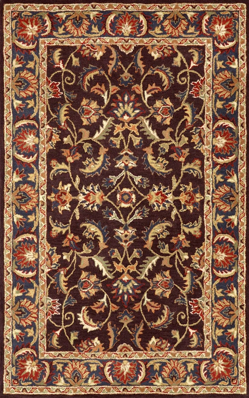 nuloom lilla traditional area rug collection