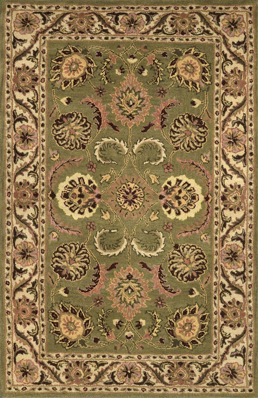 nuloom gloria transitional area rug collection