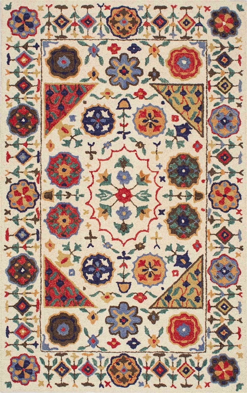 nuloom deonna country & floral area rug collection