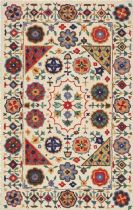 NuLoom Country & Floral Deonna Area Rug Collection