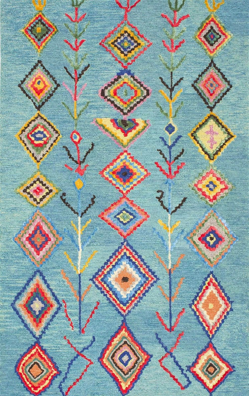 nuloom belini traditional area rug collection