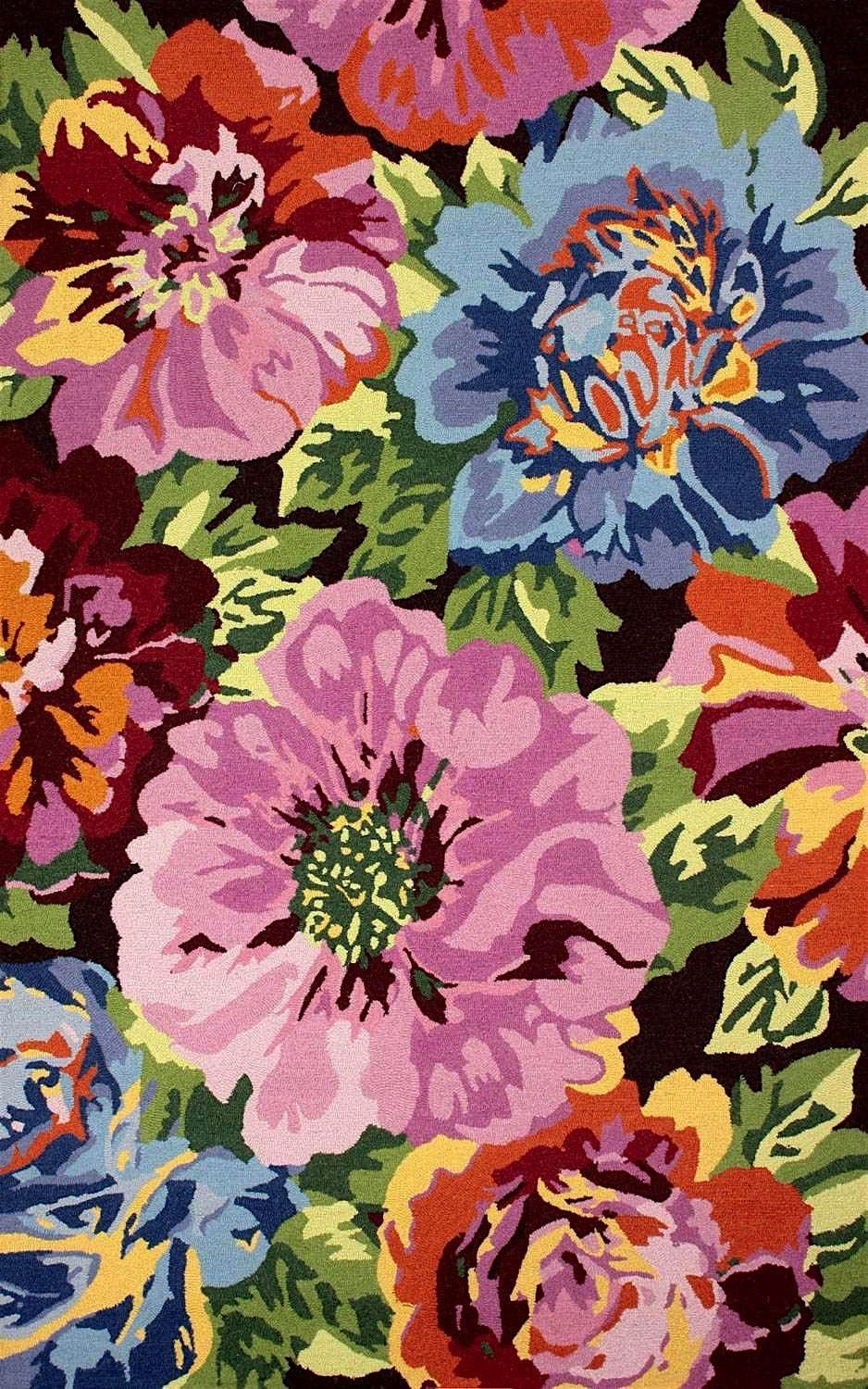 nuloom ramon country & floral area rug collection