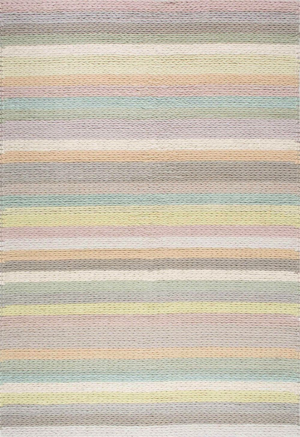 nuloom laverna solid/striped area rug collection